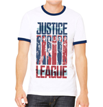 Justice League Movie - Strips (T-SHIRT Unisex )