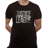 Justice League Movie - Logo (T-SHIRT Unisex )