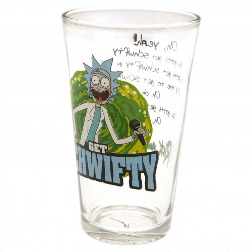 Bicchiere Rick and Morty 282113