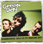 Vinile Green Day - Muddy And Violent In Woodstock 94 - Fm Broadcast