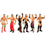Mattel P9562 - Wwe - Personaggio Base (Assortimento)