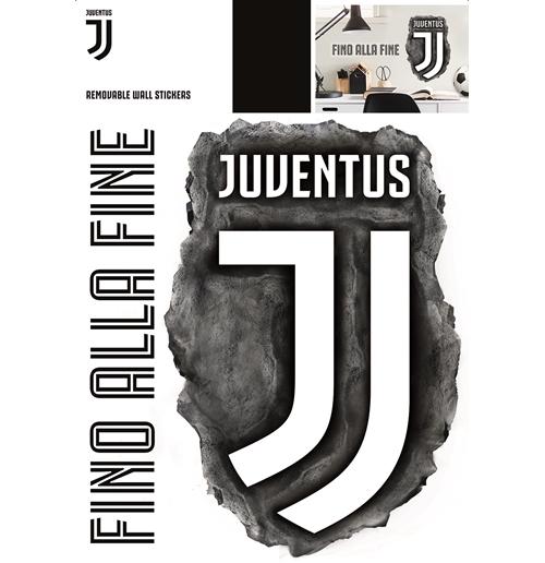 Sticker murali Juventus Ufficiali 2020/2021 in Offerta