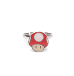 Nintendo - Mushroom Super Mario Ring Green (Anello Tg. M)