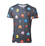 PAC-MAN - All Over Characters (T-SHIRT Unisex )