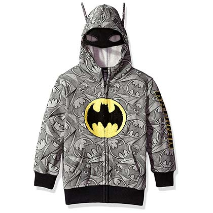 Felpa Batman Big Boys Costume