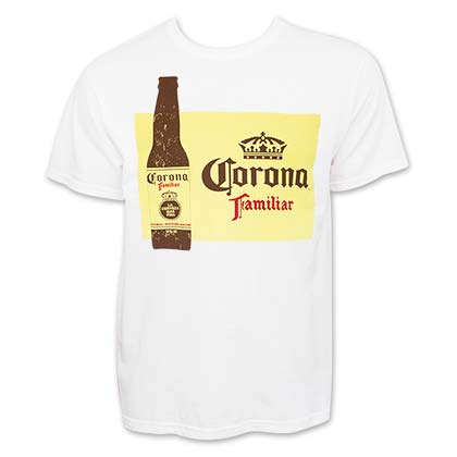 T-shirt Corona Familiar