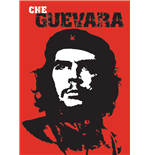Che Guevara - Red (Poster Maxi 61X91,5 Cm)