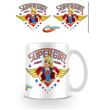 Dc Super Hero Girls - Supergirl (Tazza)