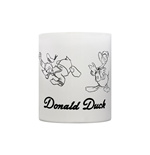 Donald Duck (Sketch) (Tazza)