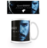 Game Of Thrones - Winter Is Here - Jon (Tazza)