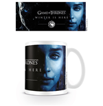 Game Of Thrones - Winter Is Here - Daenerys (Tazza)