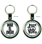 John Lennon - War Is Over (Portachiavi)