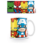 Marvel Kawaii (Avengers) (Tazza)