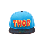 Marvel Comics - The Mighty Thor Snapback Adjustable Blue (Cappellino)