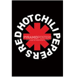Red Hot Chili Peppers - Logo (Poster)