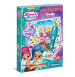Sapientino - Penna Basic - Shimmer And Shine