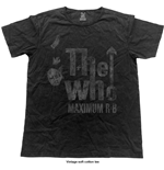 T-shirt The Who Max R&B (Vintage Finish)