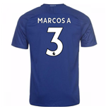 Maglia 2017/18 Chelsea 2017-2018 Home (Marcos A 3)