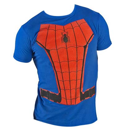 T-shirt Spider-Man da uomo