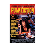 Pulp Fiction - Cover (Poster 80X60 Cm)
