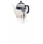 Star Wars - Teiera In Ceramica Con Coperchio R2-D2