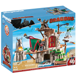 Playmobil 9243 - Dragons - Isola Di Berk