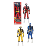 Power Rangers Ninja Steel - Personaggi Giganti