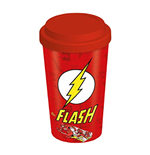 Dc Comics - Flash (Tazza Da Viaggio)