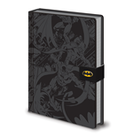 Dc Originals - Batman Montage (Quaderno A5)