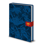 Dc Originals - Superman Montage (Quaderno A5)