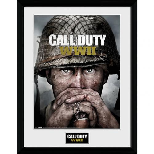 Foto In Cornice Call Of Duty WWII