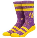 Los Angeles Lakers Calza Basket Overspray