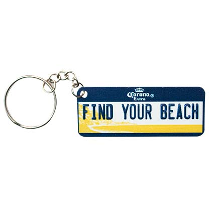Portachiavi Corona Find Your Beach