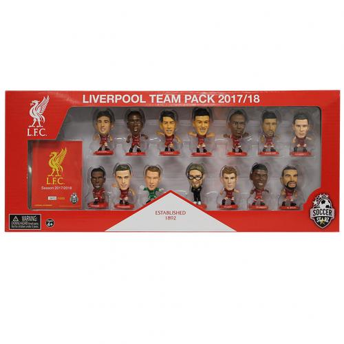 Action figure Liverpool FC 284243