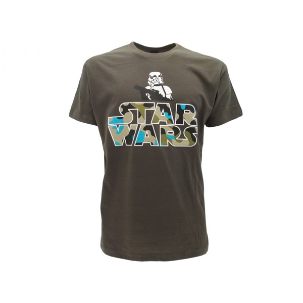 T Shirt Star Wars Logo