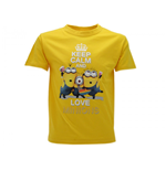 T Shirt Cattivissimo Me 2 keep calm