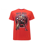 T Shirt Iron Man Avengers Marvel