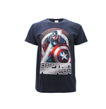T Shirt Captain America Avengers Marvel