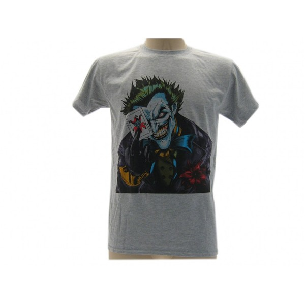 T shirt Joker Carta