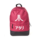Atari - Red With Japanese Logo (Zaino)