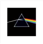 Pink Floyd - Dark Side Of The Moon (Poster 40X40 Cm)