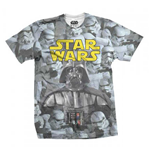 Star Wars - Imperial Photo Montage (T-SHIRT Unisex )