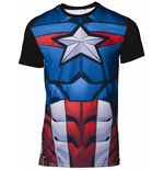 T-shirt Marvel Superheroes 284625