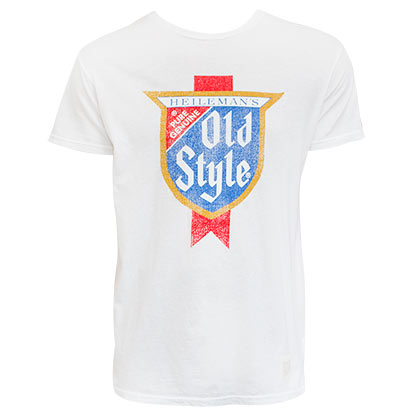 T-shirt Old Style Beer  da uomo