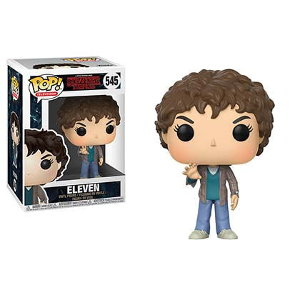 Pupazzo Stranger Things Funko Pop Eleven