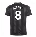 Maglia 2017/18 Newcastle Falcons 2017-2018 Third (Shelvey 8)