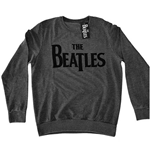 Beatles (THE) - Drop T Logo (felpa Unisex )