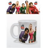 Tazza Mug Big Bang Theory MG22001C