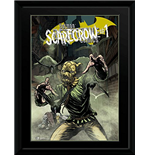 Dc Comics - Scarecrow Alley (Stampa In Cornice 30x40cm)