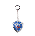 Legend Of Zelda (The) - 3D Shield Metal 3D Multicolor (Portachiavi)